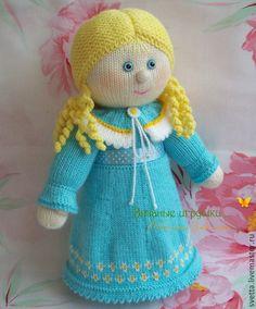 Knitted Dolls, Crochet Toys, Knit Crochet, Amigurumi Doll, Amigurumi Patterns, Crochet Patterns, Jean Greenhowe, Christmas Knitting, Lana