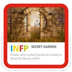 INFP - secret garden