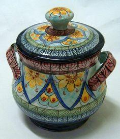 Portaaglio in ceramica.Realizzato completamente a mano., by ilciliegio, 16,00  su misshobby.com