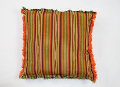 Guatemalan Decorative Pillow No. 6 - Culture Grafters