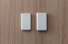 mobile battery | miyake design (muji)