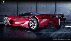 Singapore's Dendrobium electric hypercar: plug in to charge the 90-100kWh of onboard batteries