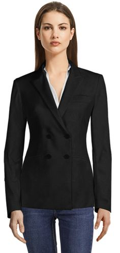 Double Breasted Blazer, Tailored Suits, Custom Clothes, Your Style, Blazers, Collections, Pockets, Warm, Skirts