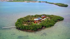 Might as well add this to my list of YEAH RIGHT's lol  This private Island is only $5.9 Million!! Melody Key Private Island