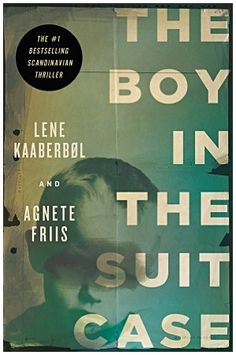 Favorite Book: It's the collaboration of two critically acclaimed children's authors; Lene Kaaberol and Agnete Friis and a must read for anyone who enjoys crime fiction.