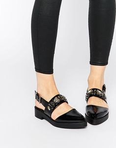 ASOS MERRY Flat Shoes