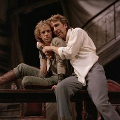 Alan. 'Troilus and Cressida' at RSC,1985