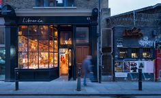 Selgascano-designed Libreria opens in London | Wallpaper*