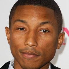 """HAPPY 45th BIRTHDAY to PHARRELL WILLIAMS!!   4 / 5 / 2018  Singer, rapper and music producer who is one half of the record production duo The Neptunes and the lead vocalist of the hip hop band N.E.R.D. He was nominated for an Academy Award in 2014 for penning the song """"Happy"""" for the film Despicable Me 2. He won a Grammy Award with Ludacris in 2007 for Best Rap Song for """"Money Maker."""""""