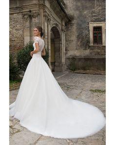 Svatební šaty JENICE One Shoulder Wedding Dress, Salons, Wedding Dresses, Weddings, Fashion, Bridal, Bridal Gowns, Boyfriends, Bride Dresses