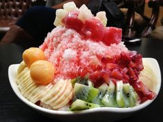 shaved ice                                                                                                                                                      More