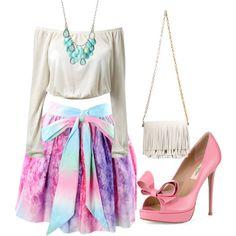 I love Skirts #glamgirl #fashionclothing #fashion #skirt