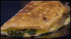 Omelettes are known to be difficult to make. In my opinion, it has been over-complicated and this video will show you. Today I am making a vegetarian omelett. Omelettes, How To Make Light, Grubs, Spanakopita, Stuffed Mushrooms, Vegetarian, Make It Yourself, Mom, Simple