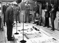 Frank van Klingeren.4 February.Born Today in 1919. Dutch architect.