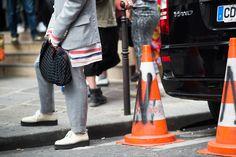 Paris Men's Fashion Week Spring 2015 Street Style - Paris Men's Fashion Week Street Style Day 3