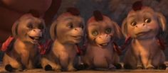 Oh my, Donkey and Dragon babies from Shrek can I please have one. The best Disney children of all time Burro Do Shrek, Shrek Donkey, Baby Donkey, Donkey And Dragon, Shrek Dragon, Got Dragons, Dreamworks Movies, Pop Culture References, Lady And The Tramp