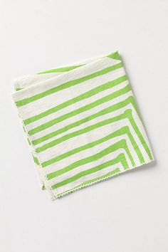 Anthropologie Chit & Chat Napkin