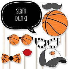 Nothin' But Net - Basketball Photo Booth Props Kit - 20 Count Big Dot of Happiness http://www.amazon.com/dp/B0176NMJPW/ref=cm_sw_r_pi_dp_tESqwb074D774