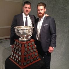 Brotherly love. #NHLAwards I love the Benn Brothers. Credit Dallas Stars Instagram.