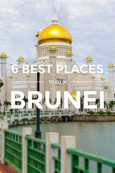 Brunei - 6 Best Places to Visit for First-Timers https://www.detourista.com/guide/brunei-best-do/ ✈ Where to go in Brunei? See the city state's best mosques, museums, tours, markets and things to do for first-time travelers.  Feel free to re-pin if you like the tips posted. Thanks for sharing ❤️ #detourista