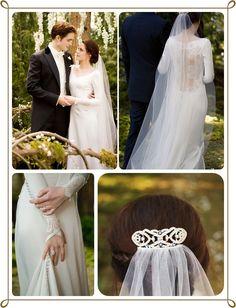 O vestido de Bella Swan .
