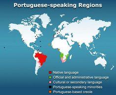 Portugál a Világon
