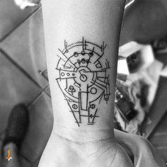 Männer tattoo sterne ideen