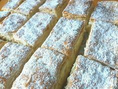 Krémes - Cremes Super Reteta cu Crema Originala Autentica - Cremsnit - Krempita #Crémes #Cremes #Super #Reteta #Recipes #recipe cu crema originala #Cremsnit #sweet #tort #cake #cakes #dessert #pastry #puff #PuffPastry #cremes #cremsnit #crémes #cremes #cremsnit #crémes #yummy #gustos #patiserie #cofetarie #homemade #fattoincasa #pastry #crémes #homemade #crema #supercrema #vanilia #cremaautenticadecremes Romanian Desserts, Romanian Food, Creme, Food Stations, Pastry And Bakery, Holiday Baking, Cake Cookies, Food Porn, Easy Meals