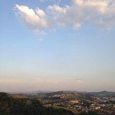 Monte Sião em Minas Gerais