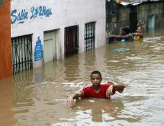Hurricane 'Sandy' Affects Dominican Republic