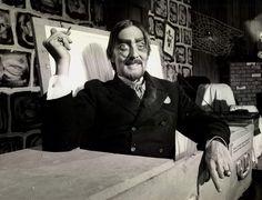 Horror Host Dr. Paul Bearer - 1971 http://ift.tt/2xsv5oO