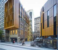 Legion House by FJMT receives commendation at the 2014 Sustainability Awards | Architecture And Design