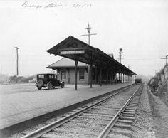 N & W Station - Shepherdstown, WV