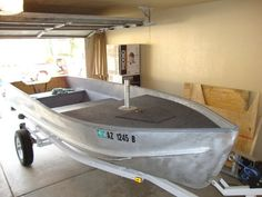 Step-By-Step Boat Plans - Semi-V conversion. - Master Boat Builder with 31 Years of Experience Finally Releases Archive Of 518 Illustrated, Step-By-Step Boat Plans Aluminum Fishing Boats, Aluminum Boat, Buy A Boat, Diy Boat, Hull Boat, John Boats, Boat Dealer, Boat Restoration, Build Your Own Boat