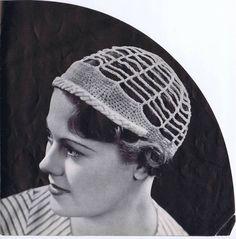 PDF Juliet Breeze Hat Cap Beanie Pattern Instant Download