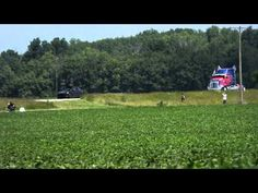 On the set of Transformers 4 near Adrian, Michigan:  Part 1