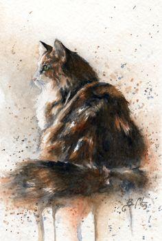 Nostalgia - Braden Duncan Fine Art - cat