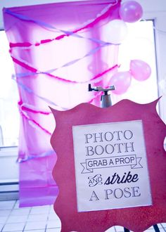 Sweet 16 Birthday Party Ideas | Photo 13 of 14 | Catch My Party