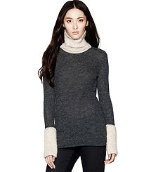 This is soooo cute!  I have it and love it!  Tory Burch ANGELINA TURTLENECK