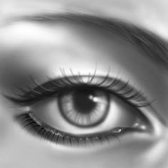 Titolo: Okkio! Tecnica: disegnato con Photoshop By Laura Giordanengo