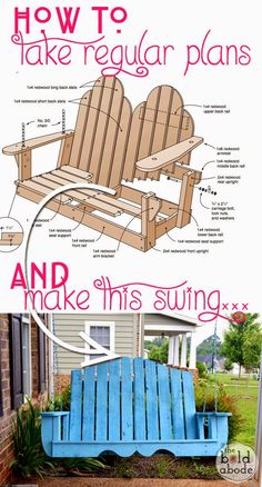 DIY - Porch Swing