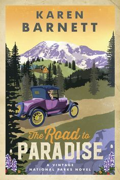 Cover Reveal Road to Paradise
