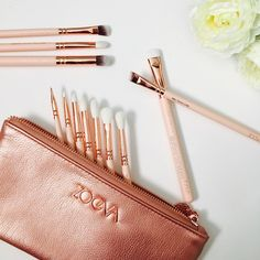 zoeva brushes are so gorgeous :)