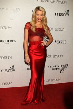 Amber Heard - Art of Elysium's 3rd Annual Black Tie Gala - Arrivals