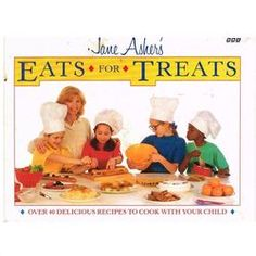New Listing Started Jane Asher's Eats for Treats (40 Recipes Hardback) £0.96