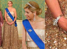 Queen Maxima Charms Nation After Husband King Willem-Alexanders Dutch Inauguration (PHOTOS)