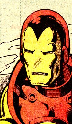Iron Man by Jerry Bingham and Bob Layton