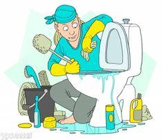 WC-istuimen puhdistus | Kotivinkki