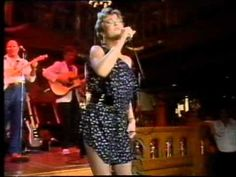 Tanya Tucker - What's Your Mama's Name Live