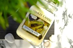Yankee Candle Pina Colada | limitierte Yankee Candle | Pineapple | USA Treasures | Duftkerzen | Yankee Candle Duftkerzen | Jar | Sommer Duftkerzen